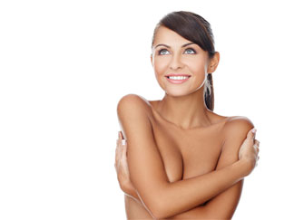 Stem cell assisted breast augmentation